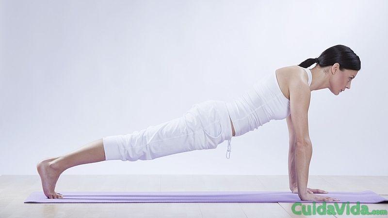 Los ejercicio dirigen el flujo de sangre a las partes problemáticas y así ayudan a eliminar las toxinas del cuerpo