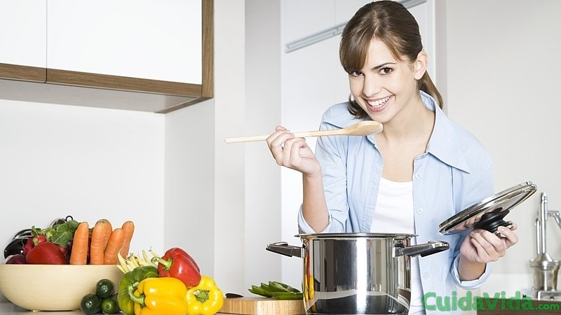 Una sopa recarga nutrientes y líquidos