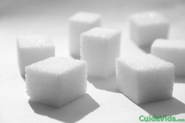 El azúcar blanco no es beneficioso para nuestro cuerpo