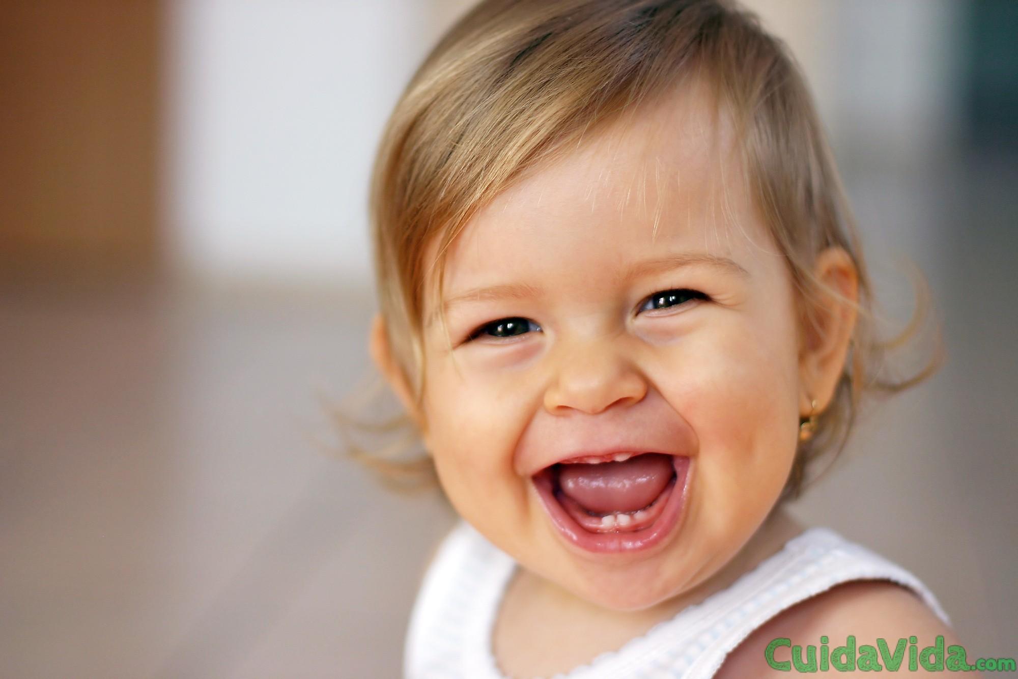 El cuidado de los dientes de leche es muy importante