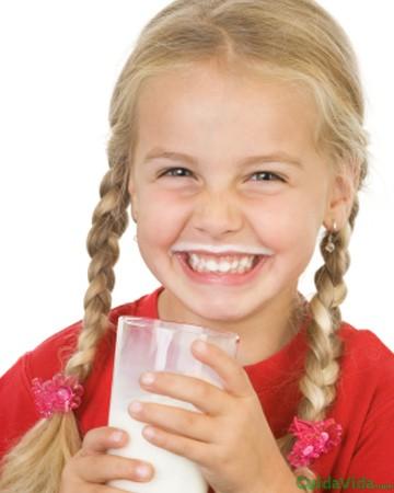 La alergia a la leche puede dificultarnos la vida