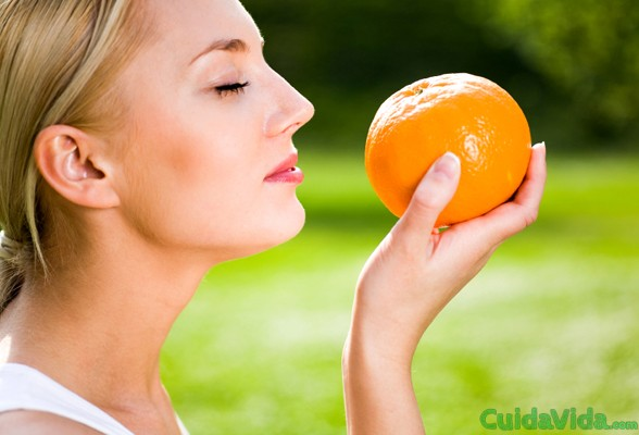 aroma naranja