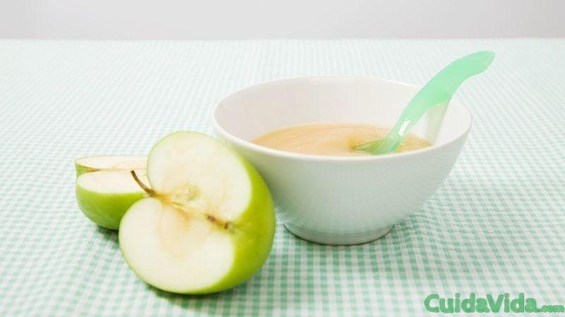 pure manzana