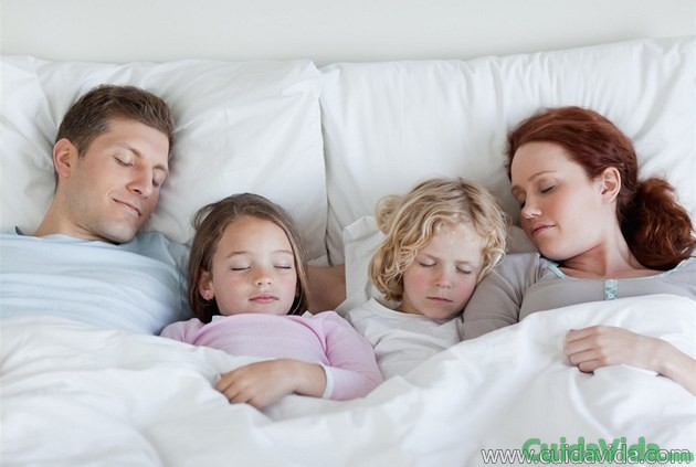 Ventajas de dormir bien