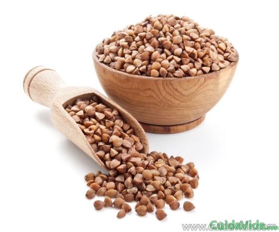 El alforfón enriquece nuestra alimentación y además es muy sano