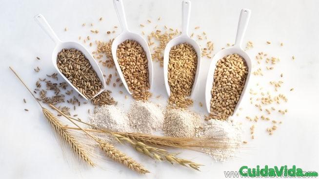 Los cereales integrales son gran fuente de magnesio
