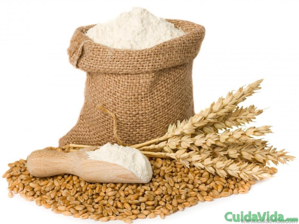 Los celiacos tienen que olvidar la harina de trigo