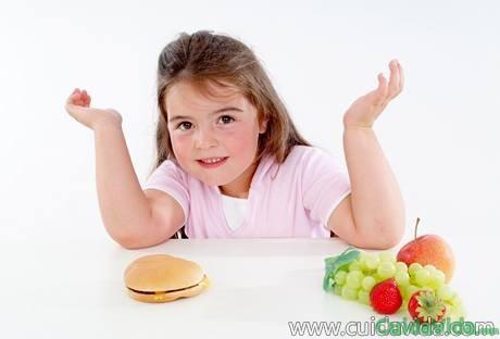 La obesidad infantil es un problema actual