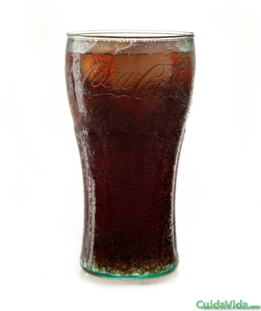 La cocacola tiene muchos inconvenientes para la salud