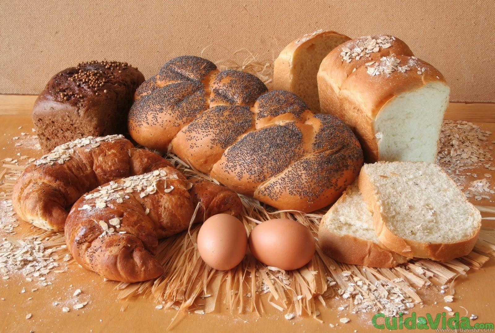 El exceso de carbohidratos eleva el colesterol y hace que engordemos