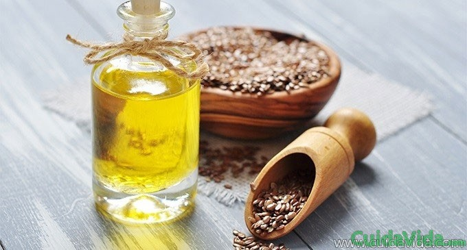 Como usar el aceite de lino