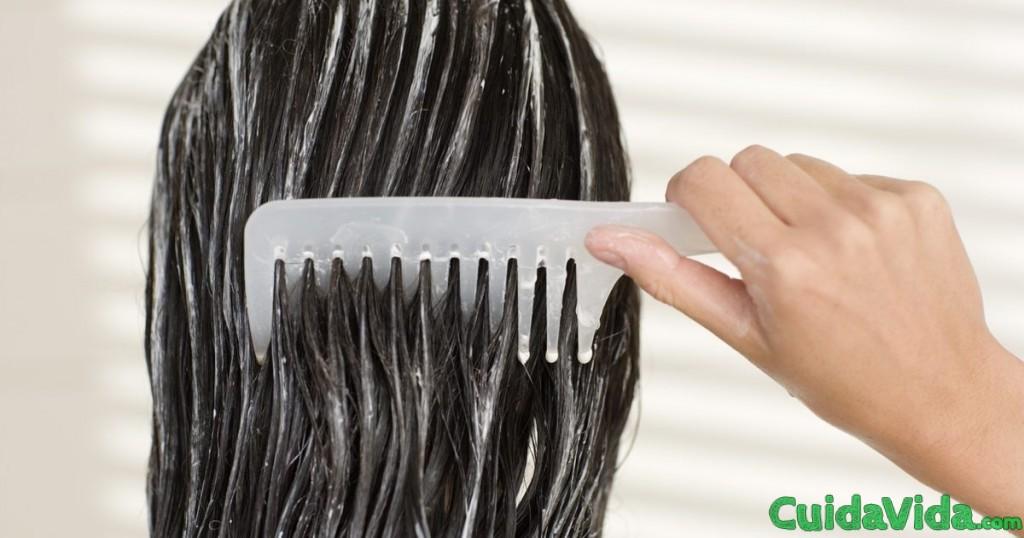 Mascarilla de mahonesa para hidratar el cabello