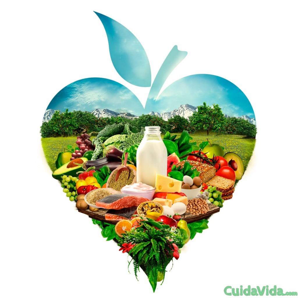 Los 18 alimentos más saludables para el corazón