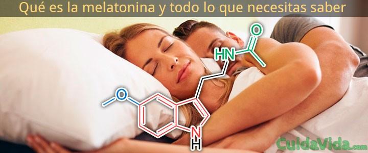 Qué es la melatonina y para qué sirve