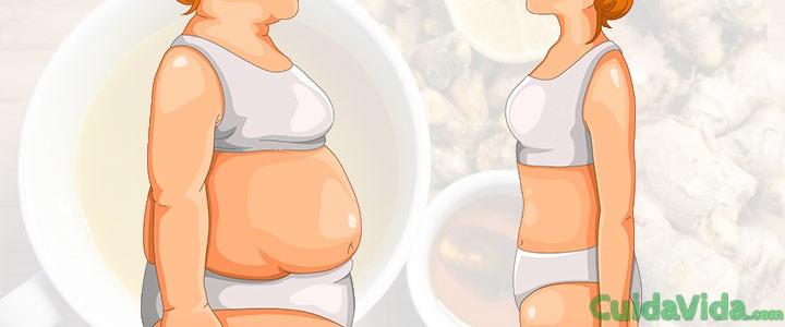remedio-casero-adelgazar-antes-despues-cintura-mujer