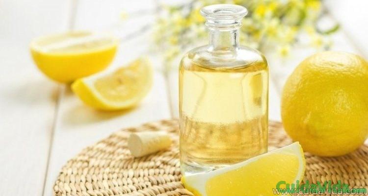 Cómo hacer aceite esencial de limón casero