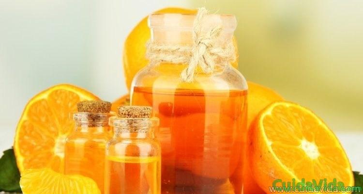 Cómo hacer aceite esencial de naranja casero