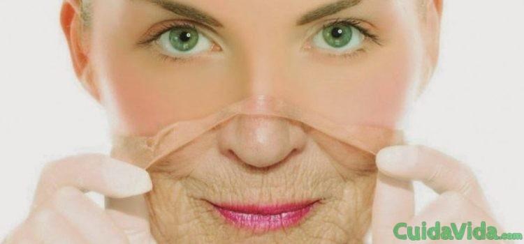 Algunas frutas y verduras previenen el envejecimiento de la piel