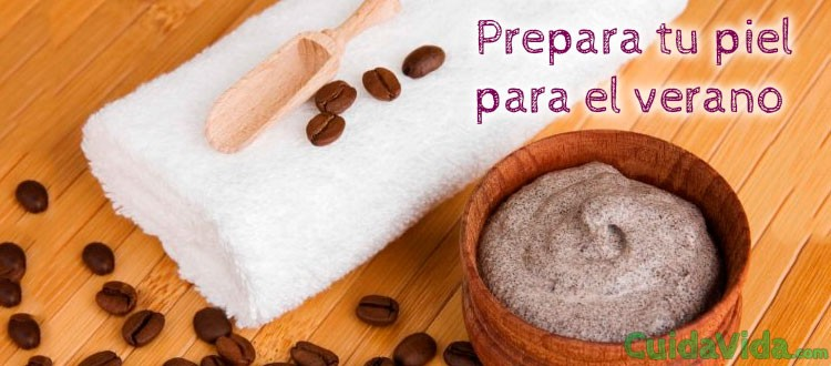 Exfoliante de Café y Yogurt