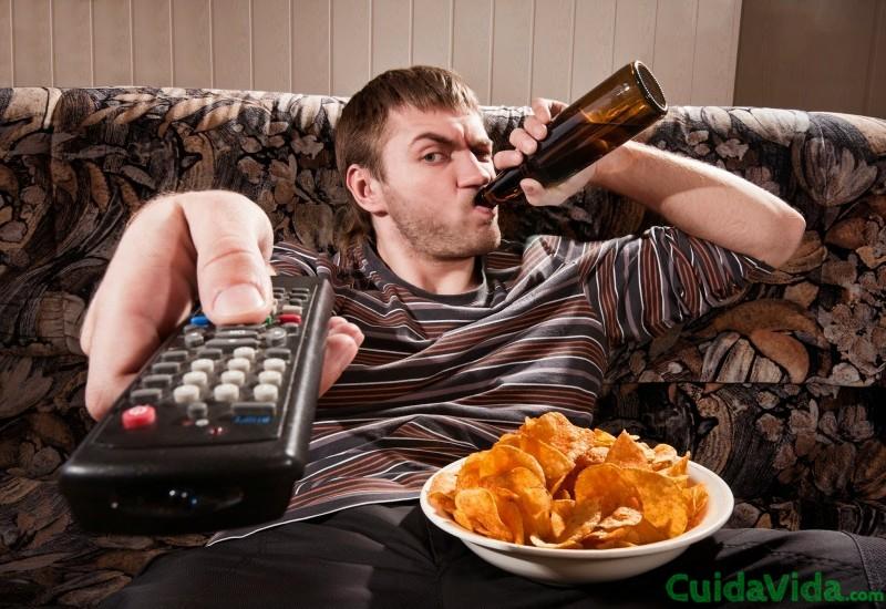 Los malos hábitos nos acortan la vida