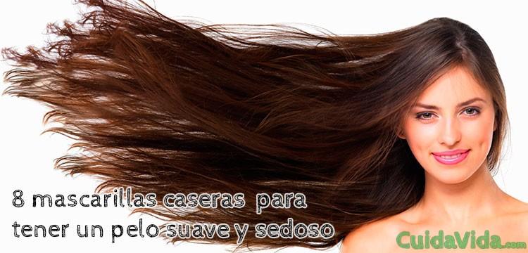 Remedios caseros para tener un pelo suave y sedoso