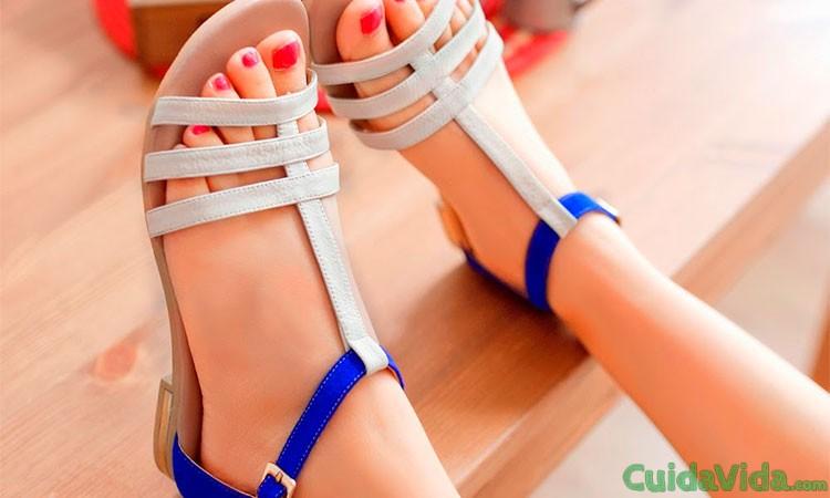 sandalias malas para la salud zapatos pies