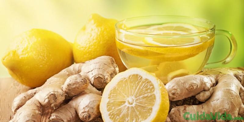 El jengibre es un excepcional remedio natural que te ayudará también ...