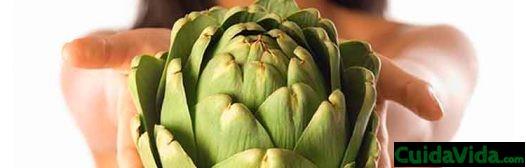 alcachofa higado