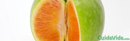 alimento transgenico fruta