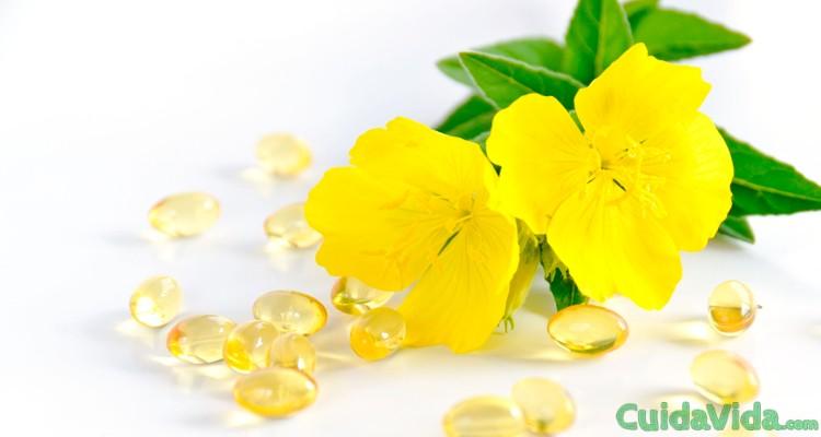Aceite de onagra para regular la menstruación