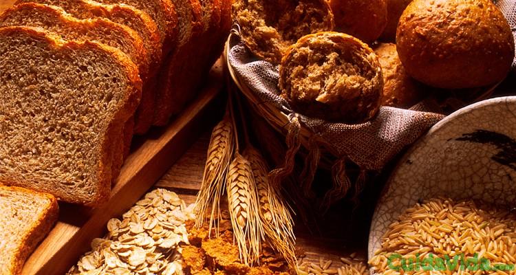 Los cereales integrales engordan menos