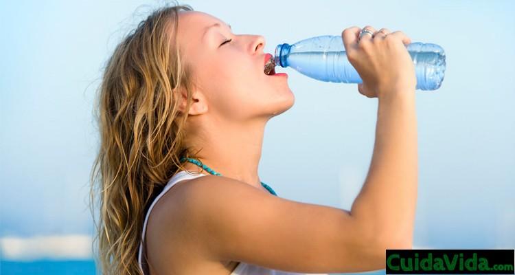 hidratacion beber agua