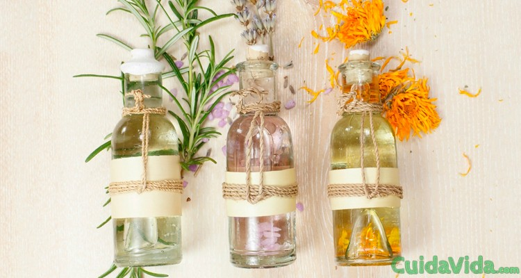 Usos de la aromaterapia y aceites esenciales