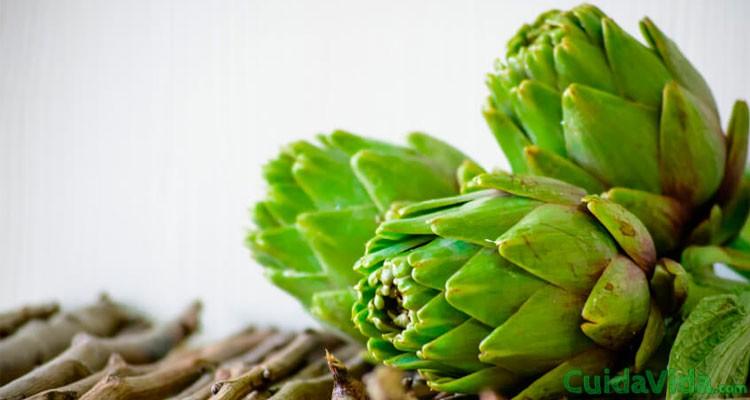 La alcachofa alimento medicinal