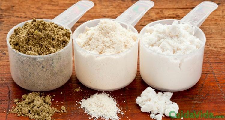 Los batidos de proteínas son buenos para la salud