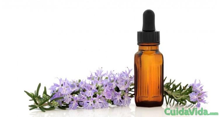 Beneficios del aceite esencial de romero