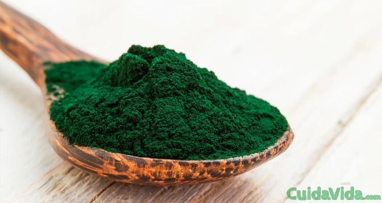 Beneficios del alga spirulina