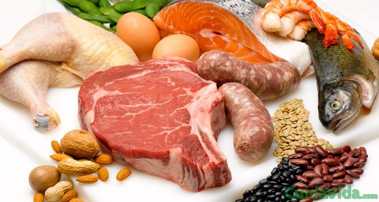 Como curar la anemia ferropénica con alimentos ricos en hierro