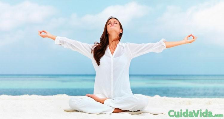 Cómo mejorar la salud mental yoga
