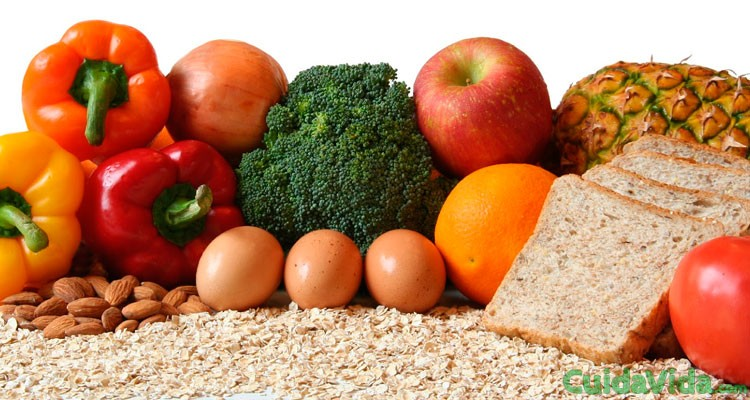 Tipos de fibra alimentaria