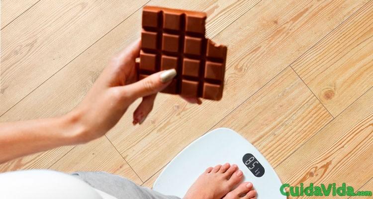 Chocolate bueno dieta perder peso