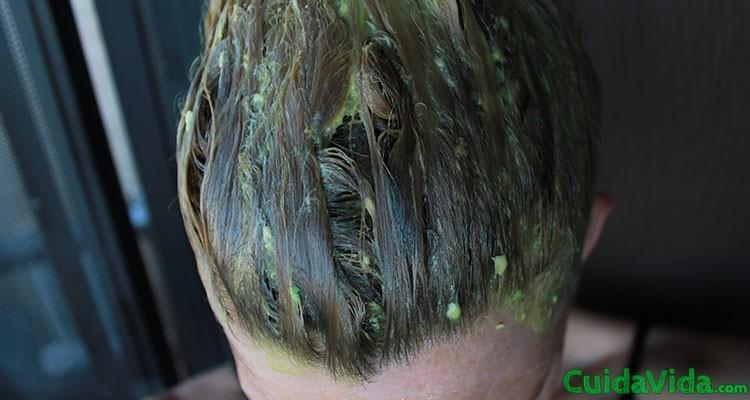 Mascarillas de aguacate para el cabello