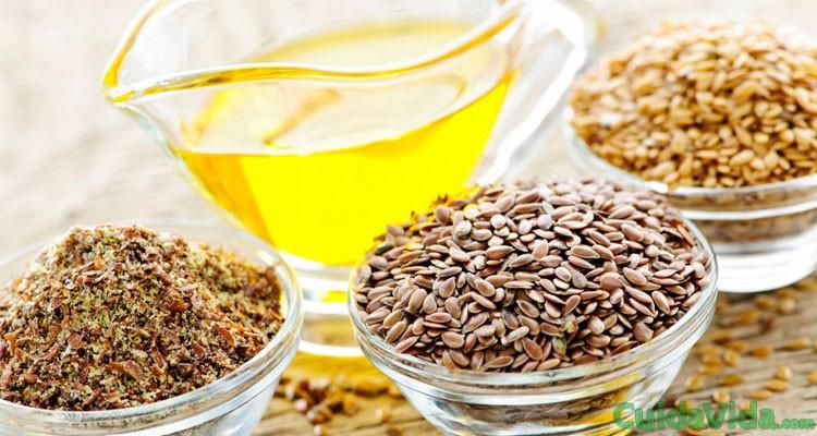 Alimentos ricos en omega 6