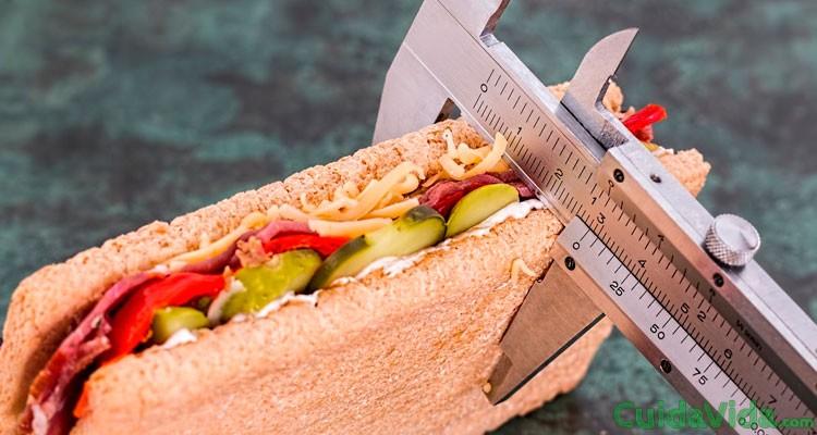 Cuantas calorías comer al día para adelgazar