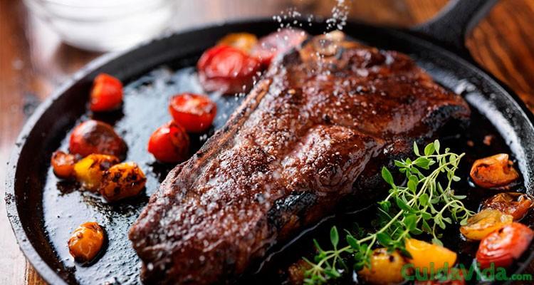 Errores a evitar al cocinar la carne