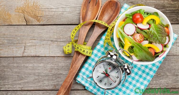 Qué alimentos picar entre horas