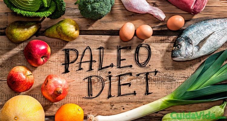 Qué es la dieta paleolítica o paleo