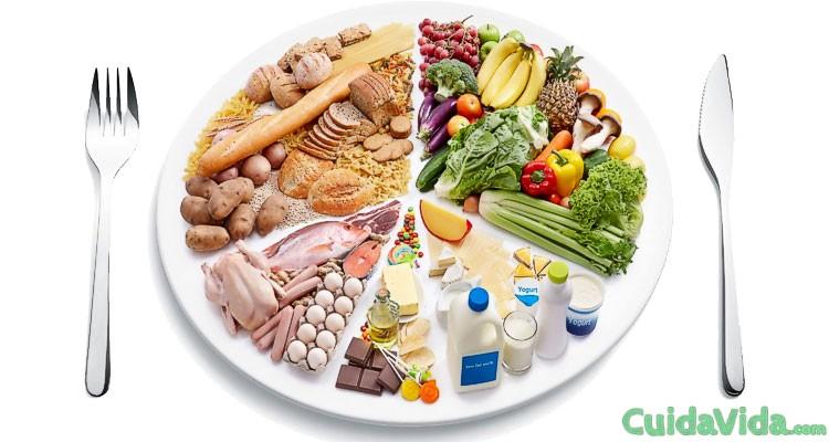 Qué es la dieta disociada y cómo hacerla
