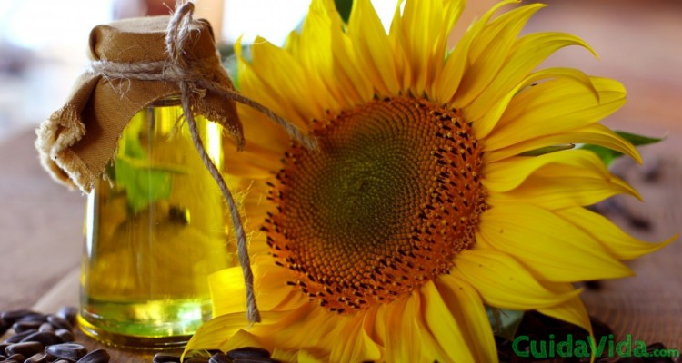 Beneficios del aceite de girasol