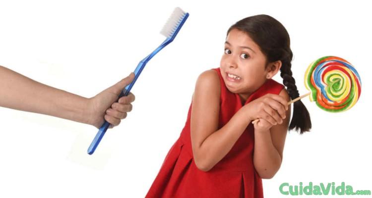 Como cuidar los dientes de tus niños en halloween
